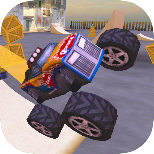 Monster Truck Stunt 3D